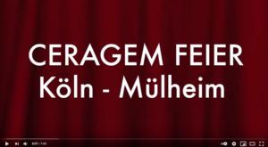 Ceragem Köln Feier